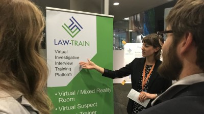 LAW-TRAIN at the RoX 2017 Conference